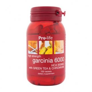 [프로라이프] 가르시니아 6000 100정 1개