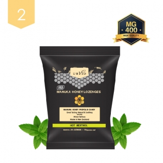 [유비바이오] 마누카 로젠지 민트 300g 2봉