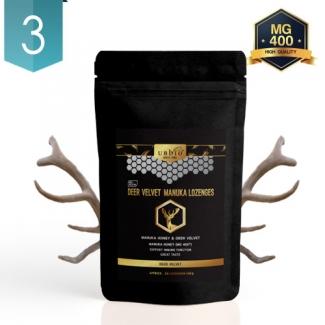[유비바이오] 뉴질랜드 녹용 캔디 90g 15개 3봉