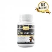 [유비바이오] 브이원 조인트 (녹용,그린머슬,글루코사민,상어연골) 120cap 무릎관절영양제 1개