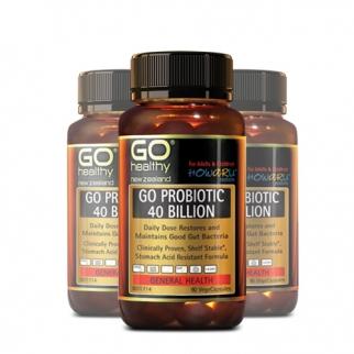 [고헬씨] 프로바이오틱(유산균) 400억 90 베지캡슐 3개