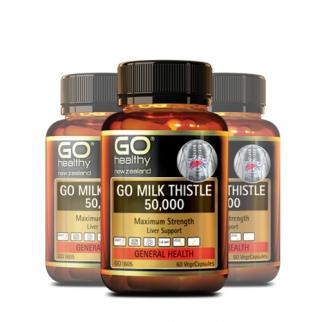 [고헬씨] 밀크시슬 50000mg 60베지캡슐 3개