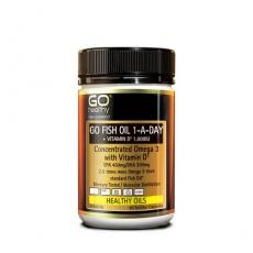 [고헬씨] 하루한알 오메가3+비타민D 90 소프트젤 캡슐 1개