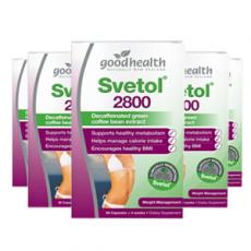 [굿헬스] 스베톨2800(그린커피빈) 112캡슐 (8주 다이어트, 체지방감소) 6개
