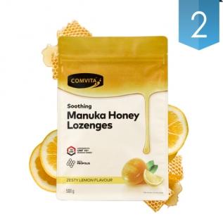 [콤비타] 마누카 허니 로렌지(레몬) 500g 2개