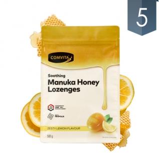 [콤비타] 마누카 허니 로렌지(레몬) 500g 5개