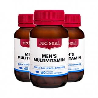 [레드실] 맨스 멀티비타민(원어데이) 60 TAB 3개