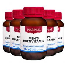 [레드실] 맨스 멀티비타민(원어데이) 60 TAB 6개