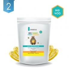 [그리니아] 마누카 로젠지 레몬 150G 25ea 2봉