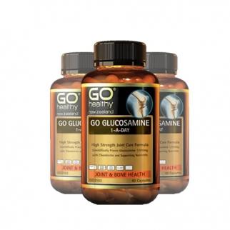 [고헬씨] 하루한알 글루코사민 210캡슐 3개