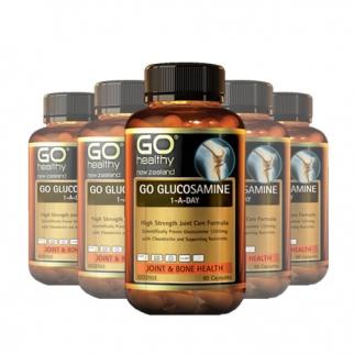 [고헬씨] 하루한알 글루코사민 210캡슐 6개